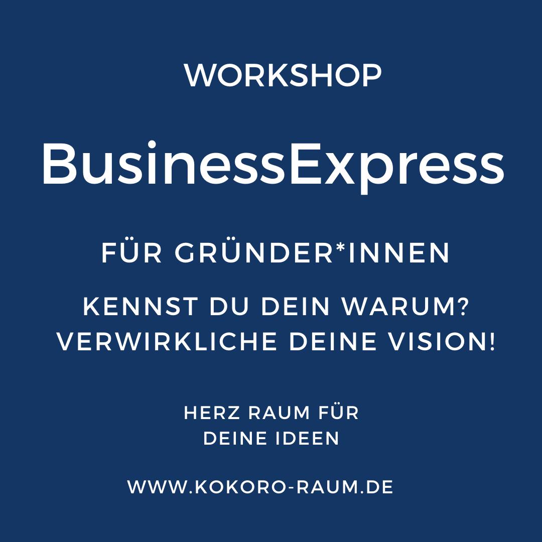 Business Express Workshop