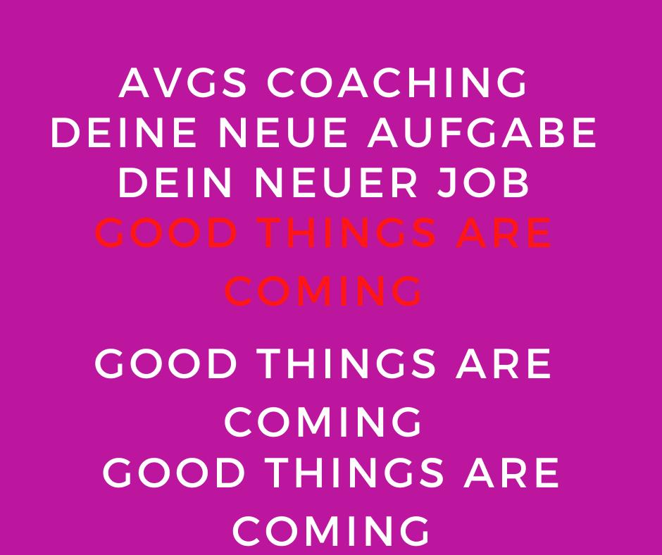 AVGS Coaching Berlin
